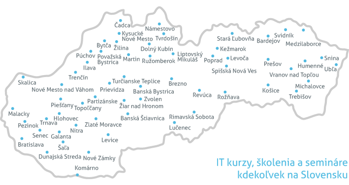 IVIT u Vás kdekoľvek na Slovensku